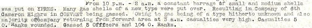 45 Bde WD 12 July 1917