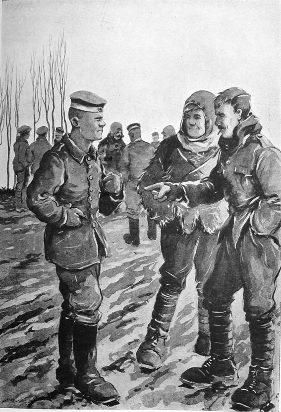 A Memory of Christmas 1914