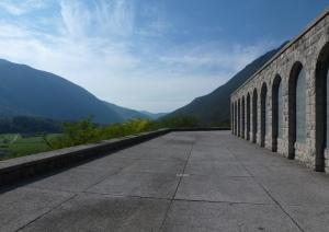 P1000423 Italian memorial, Kobarid