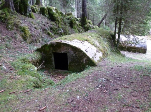 British bunkers, Barenthal Road 2