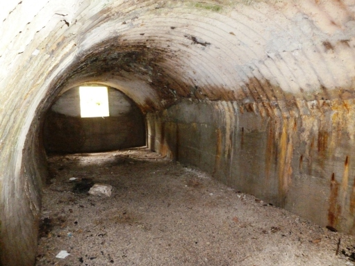 British bunkers, Barenthal Road 3