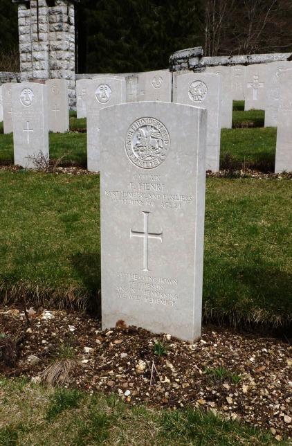 Magnaboschi British Cemetery
