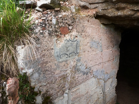 Monte Zovetto inscription 1