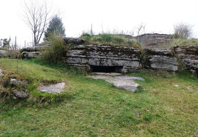 Monte Zovetto inscription OP 4