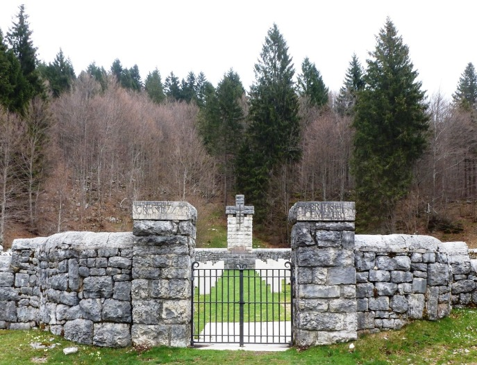 Granezza British Cemetery.