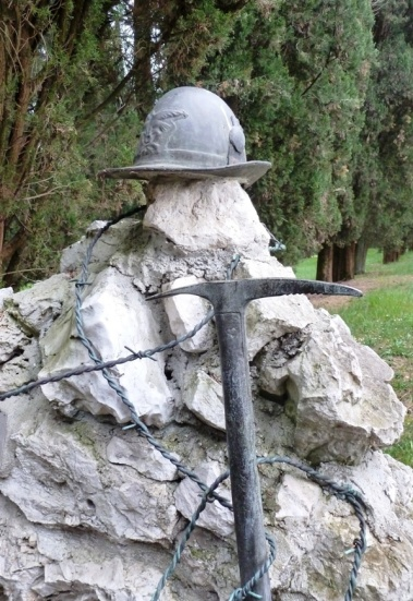 Sacrario di Redipuglia Alpini Memorial