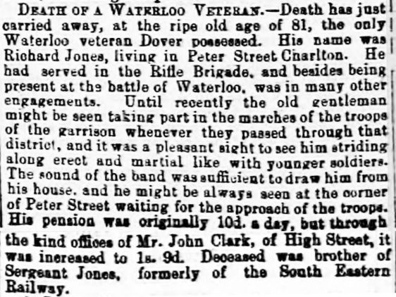 The Whitstable Times and Herne Bay Herald, 18 November 1876.