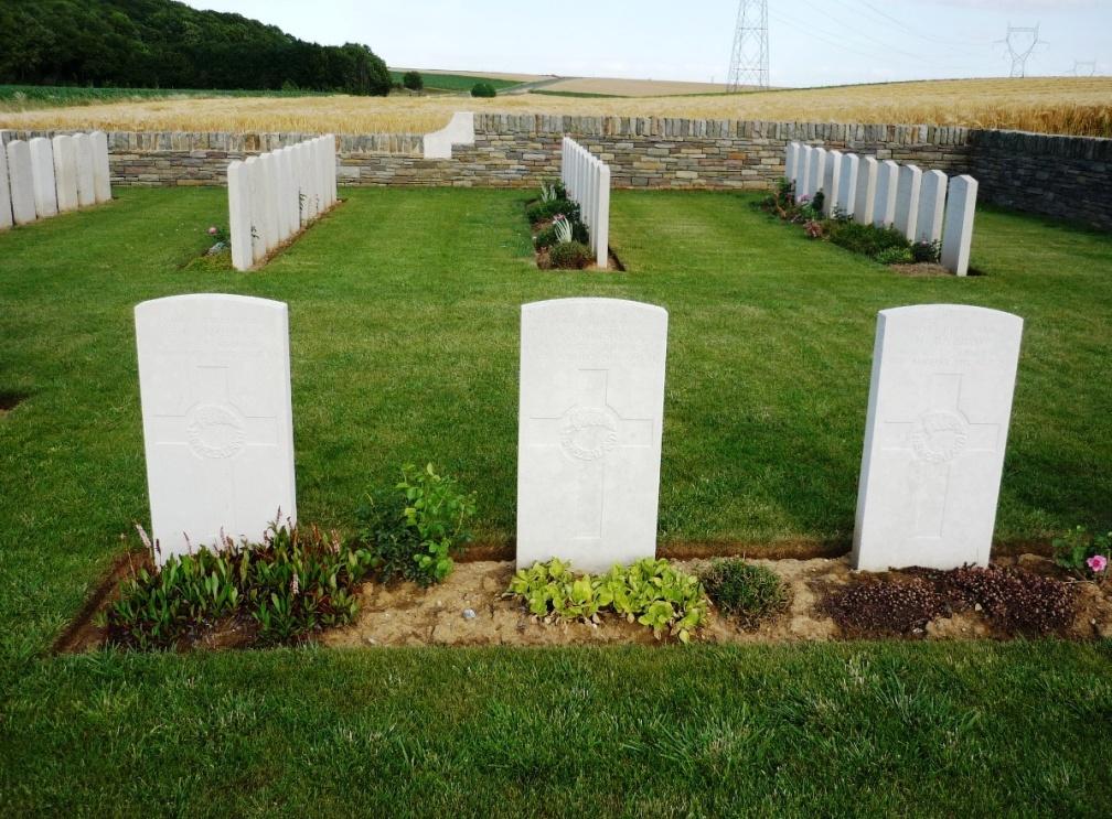 Rossignol Wood Cemetery