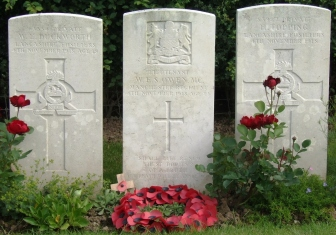 Grave of Wilfred Owen Ors