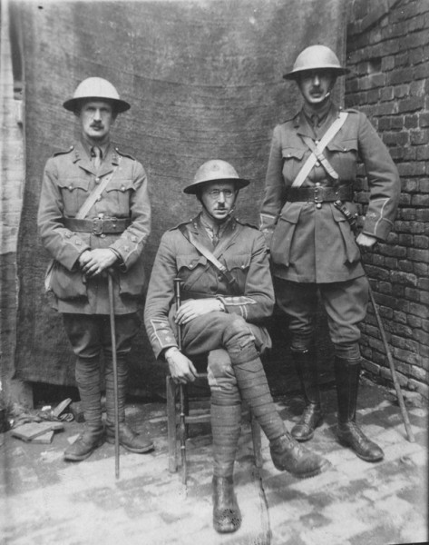 Hawtrey, Young, Bullock 28 June 1916res