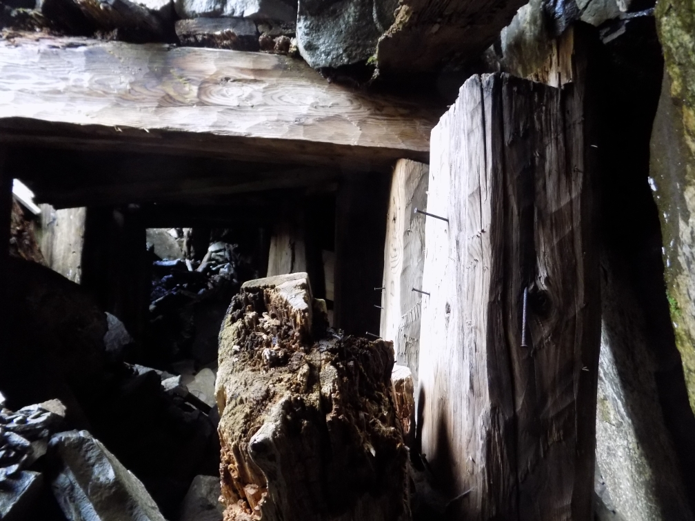 Austrian tunnelled gallery