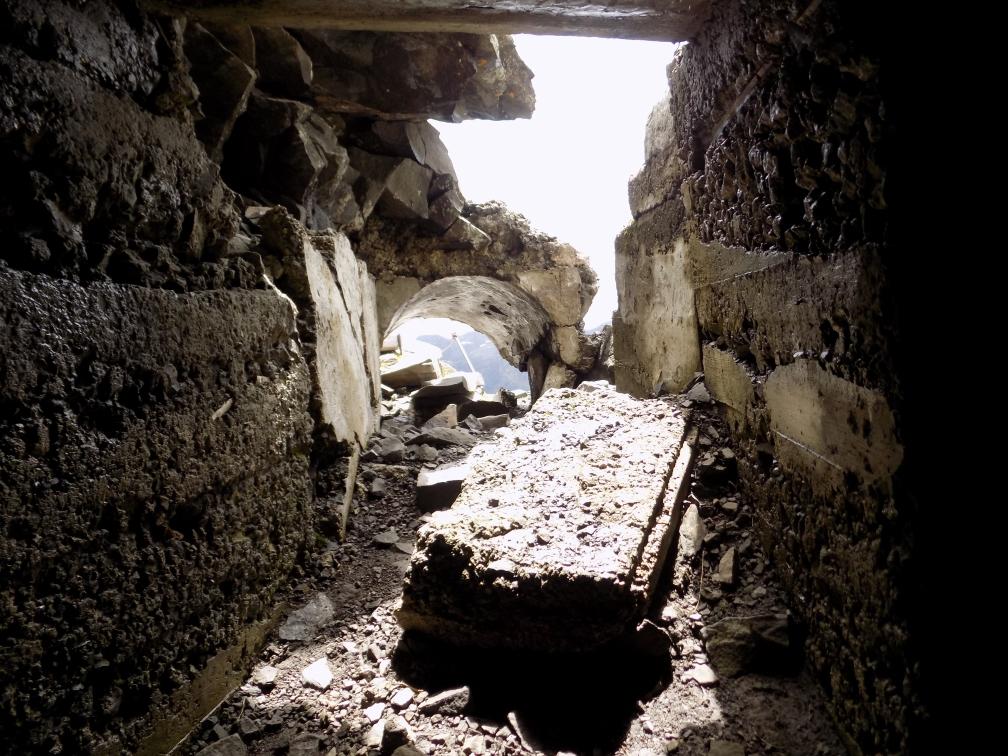 Austrian tunnelled OP Monte Sief