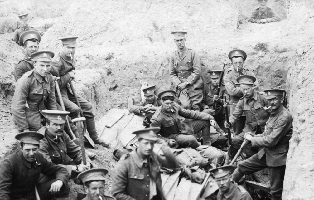 8th R Berks Sutton Veny 26 Div 1915cropRes