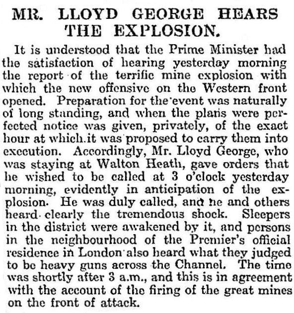 Times 08061917 LG claims to hear Messines mines