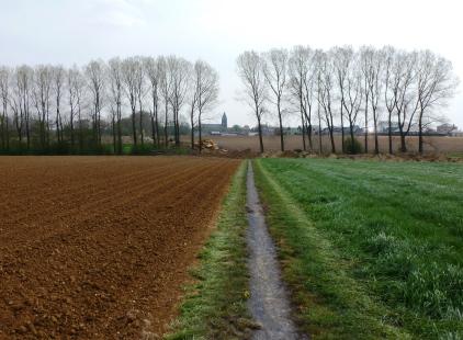 Gheluvelt Ypres Battlefield Walking Tour