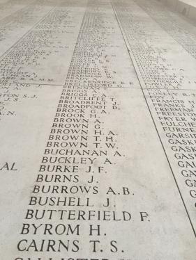 Menin Gate Ypres Battlefield tour
