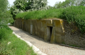 Essex Farm bunkers