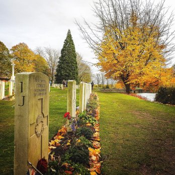 Ramparts Cemetery Ypres